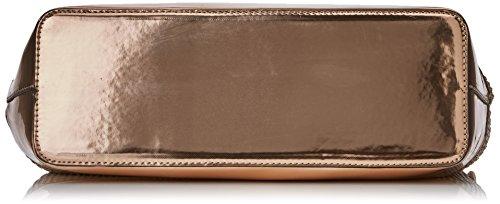 Mariamare Olbia, Bolso Bolera para Mujer, 12x31x33 cm (W x H x L) Dorado (Oro Rosa)