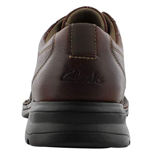 Clarks Espace Lace Up Men's Brown 6Oqr6w