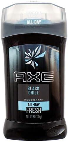 AXE 375630 Antitranspirante Stick Black Chill 3 oz (12-Pack ...