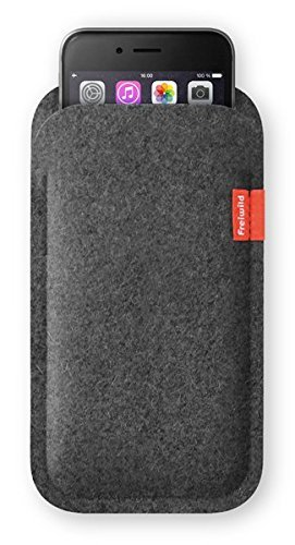 Freiwild Sleeve Classic iPhone 6 Plus grau-meliert