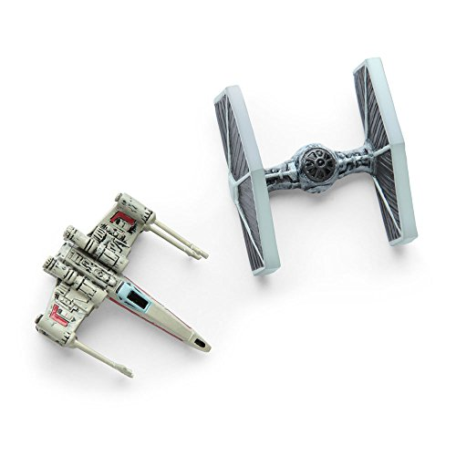 Wars Magnets Star (Star Wars Magnet Set - X-Wing & Tie Fighter - by ThinkGeek)