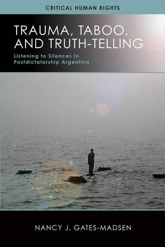 Trauma, Taboo, and Truth-Telling: Listening to Silences in Postdictatorship Argentina (Critical Human Rights) pdf