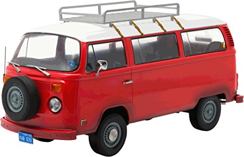 1/18 1973 Volkswagen Type 2 (T2B) Bus 「Field of Dreams (1989)/Artisan Collection Series」 19010