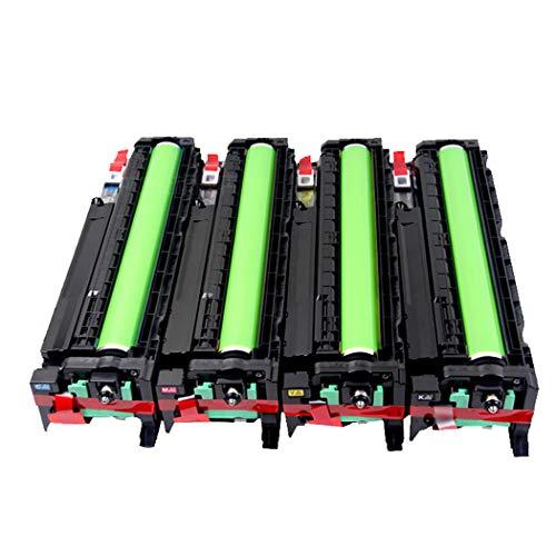 Compatible with RICOH MPC2050 Drum Kit for RICOH AFICIO MPC2030 2050 2530 2550 Digital Copier Drum Kit Toner Cartridge with Carrier,4Colors ()