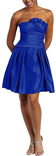 Nachtigall+Lerche - Vestido - Noche - Básico - para mujer Azul Real