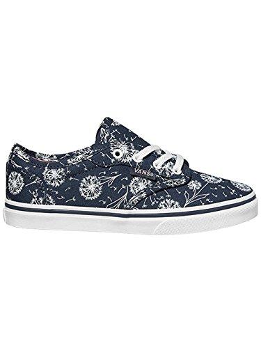 Vans Z ATWOOD Mädchen Sneakers (dandelion) ombre blue/wh