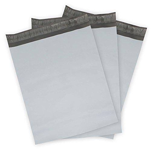 "1000 Pack #2 7.5 x 10.5 Inch Oknuu Packaging Supplies White Poly Mailers Self-Sealing Shipping Envelopes Plastic Mailing Bags 2.5 Mil Thickness 7.5""x10.5"" PM7.5X10.5 for sale"