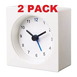 Ikea Clock Alarm Decorative Styling (2 Pack) 3