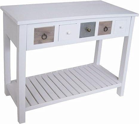 Console tavolo console da cucina tavolo buffet tavolo Shabby Chic ...