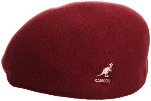 Claret Wool Rojo Seamless Para NULL Kangol Hombre Sombrero 507 q8HW54