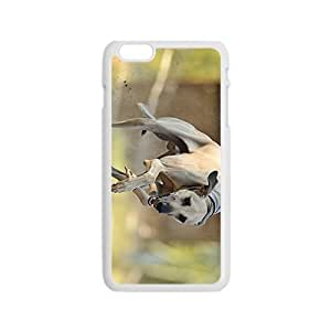The Running Dog Hight Quality Plastic Case for Iphone 6