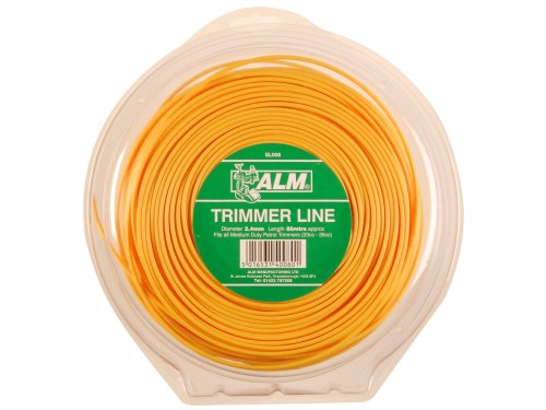 SL008 Medium-Duty Petrol Trimmer Line 2.4mm x 90m by ALM Manufacturing