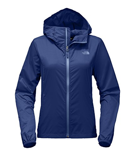 The North Face Women's Cyclone 2 Hoodie - Sodalite Blue - (North Face Mountain Light Jacket)