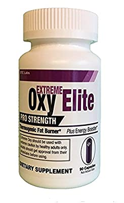 Swan Extreme Oxy Elite Pro Thermogenic Formula Fat Burner Diet 90 capsules
