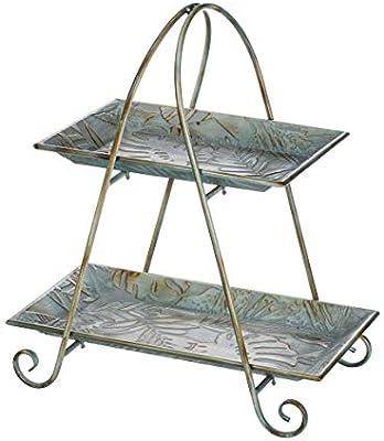 Sullivans Auto Trading >> Amazon Com Sullivans Metal Decorative Tea Tray Home Kitchen
