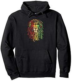 Reggae Music Hoodie
