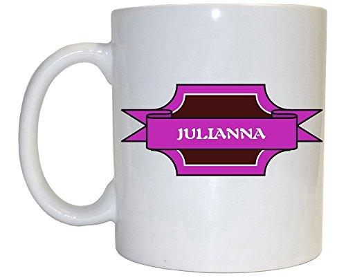 Julianna - Girl Name Mug