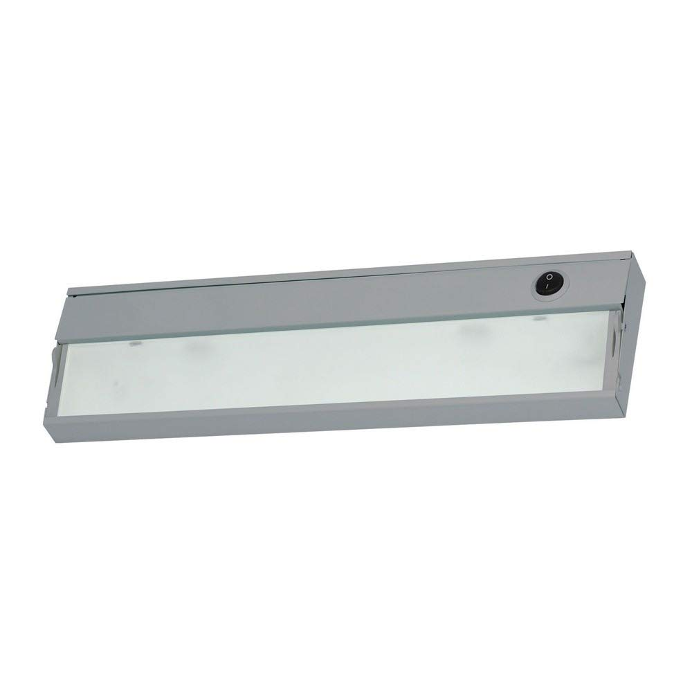 Elk HZ109RSF ZeeLite Under Cabinet, 1-Light 18 Watts, Stainless Steel