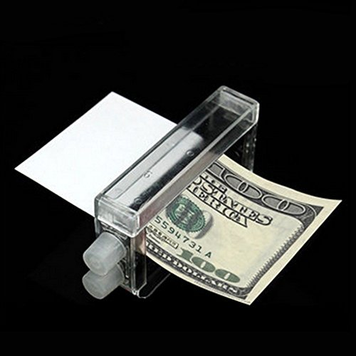 (floor88 Money Maker,Money Printer Magic Tricks Change Paper To Money Magician Props Money Printings Machines Moneys Makers Children Kids Magic Toy)