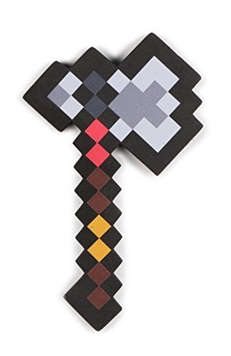 [8-Bit Foam Tomahawk Axe 10