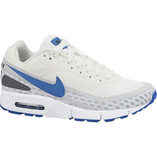 Nike Men's Air Classic Bw Gen Ii Breath Schuhe Summit White Fabric Trainer Shoes - Max Nike Bw Air Classic
