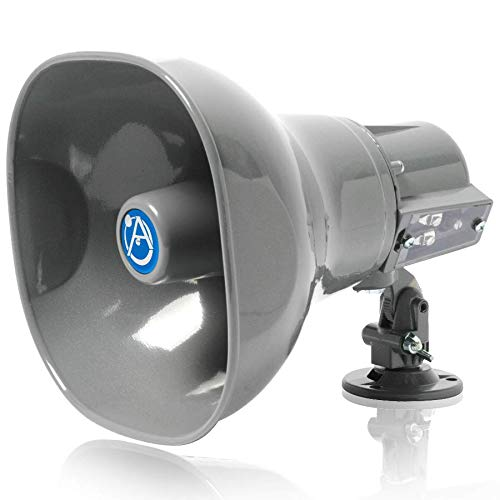 Atlas Sound 15W Paging Horn - Electronic Horn Sound