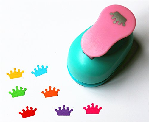 CADY Crafts Punch 5/8-Inch paper punches (Crown Punches)