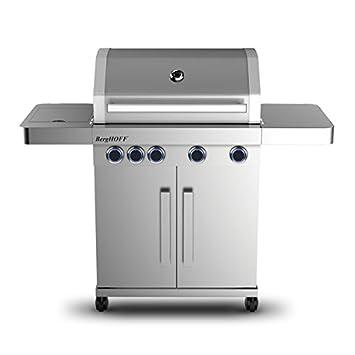 Berghoff 2415501 Outdoor-Küche mit 4 Flammen und ...
