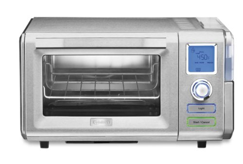 Cuisinart CSO-300 Combo Steam/Convection Oven, Silver DISCON