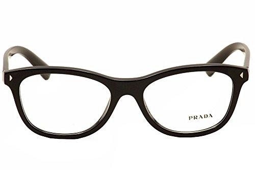 59SS 1O1 Sonnenbrille Prada 1AB PR Black Aq77wR