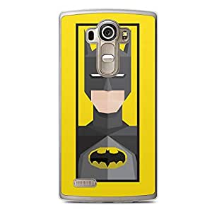 Batman LG G4 Transparent Edge Case - Street Fighter Polygonal Collection