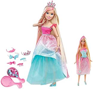 Barbie Wispy Forest Princess 17Inch Blonde Tall Packaging DPR98 Dolls Toy