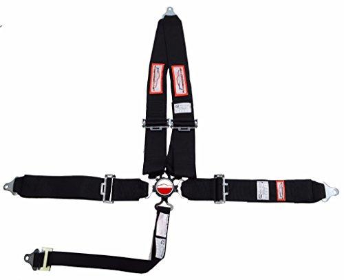 - Racerdirect.net Black Safety Harness 5 Point 3