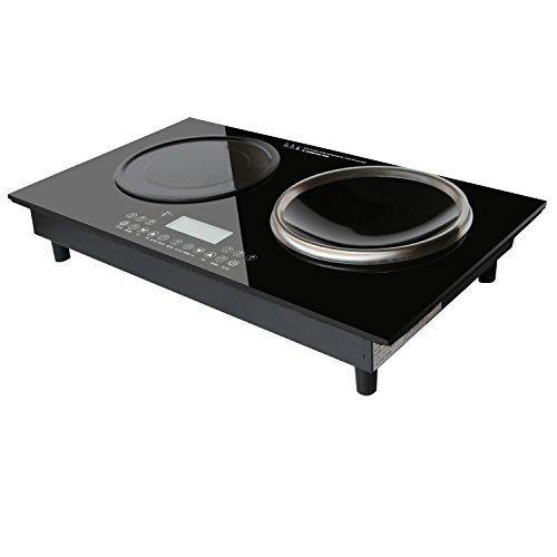 induction burner wok - 6