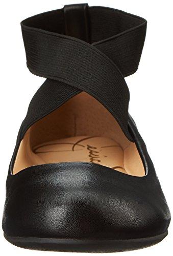 Jessica Simpson Womens Mandayss Ballet Flat Black 7xKTCUFPu