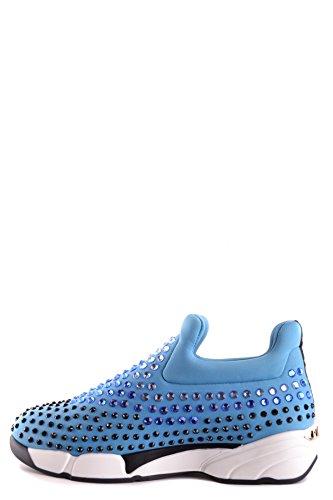 Pinko Skate Chaussures De Polyester Claire Bleu Mcbi242273o Femme rwf7qSr