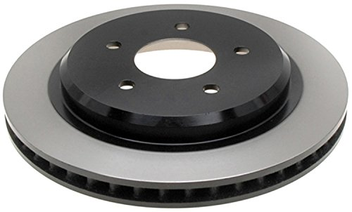 ACDelco 18A948 Professional Rear Driver Side Disc Brake Rotor Assembly