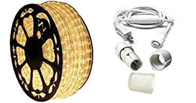 120V Dimmable LED Type 513 Rope Light Kit - 513PRO Series