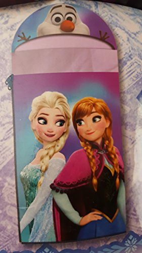 Disney Frozen Hooded Slumber Bag by Freedom House