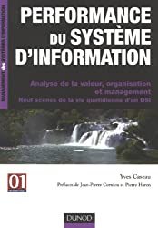 Performance du système d'information : Analyse de la valeur, organisation et management, Neuf scènes de la vie quotidienne d'un DSI