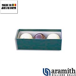 Billes Aramith Carambole 61,5 mm A131