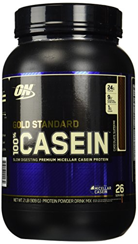 Gold Standard 100% Casein - Chocolate, 2 pounds