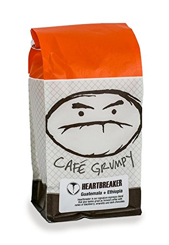 Whole Bean Coffee- Heartbreaker Blend, 12oz Bag, Medium Roast, Drip, French Press, Pour Over, Cold Brew