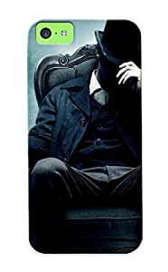 Case For Iphone 5c Tpu Phone Case Cover(movies Abraham Lincoln Vampire Hunter Abraham Lincoln Vampire Hunter Game ) For Thanksgiving Day's Gift Kimberly Kurzendoerfer