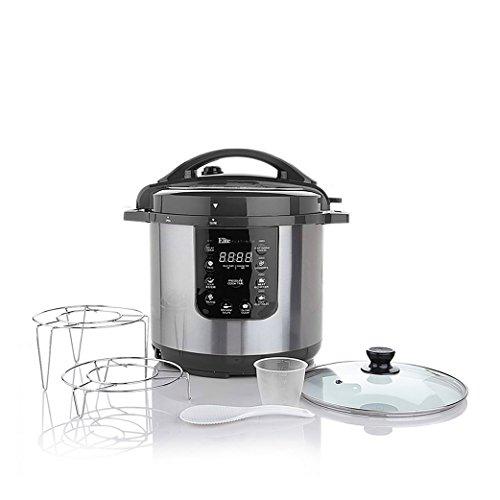 8qt electric pressure cooker - 8