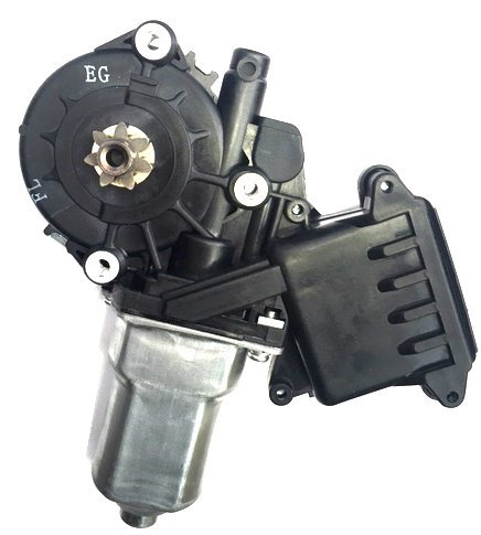 Well Auto Window Lift Motor-10 Pin Front Right 07-12 ES350 07-10 Toyota Camry XLE 10-11 Camry all 08-16 Sequoia 09-14 Tundra Anti pinch