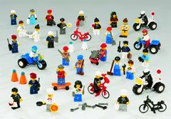 Lego Education Community Workers Set