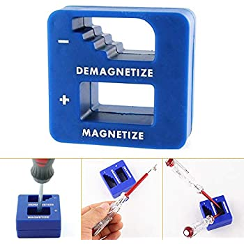 Magnetizer Demagnetizer Magnetic Pick Up Tool Screwdriver Tips Screw Bits FOUK
