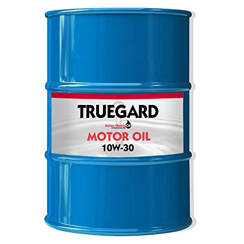 TRUEGARD 10W-30 Motor Oil 55-Gallon Drum (55 Gallon Drum Of 10w30 Motor Oil)