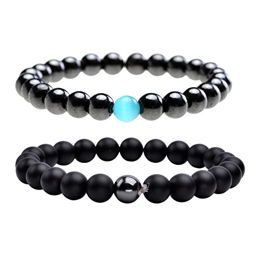 Balance Natural Gemstones Friendship Bracelets